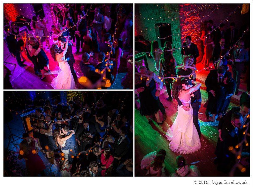 kingscote barn wedding photographers GA 115