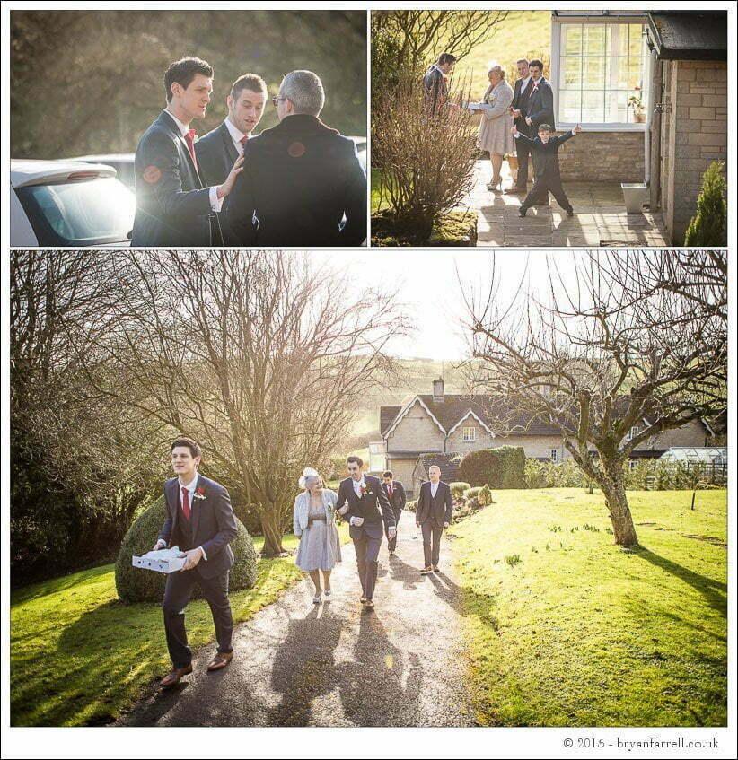 kingscote barn wedding photographers GA 24