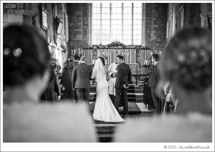 kingscote barn wedding photographers GA 42