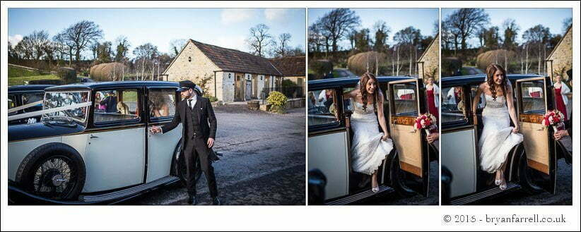 kingscote barn wedding photographers GA 66