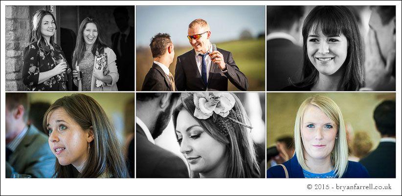 kingscote barn wedding photographers GA 77