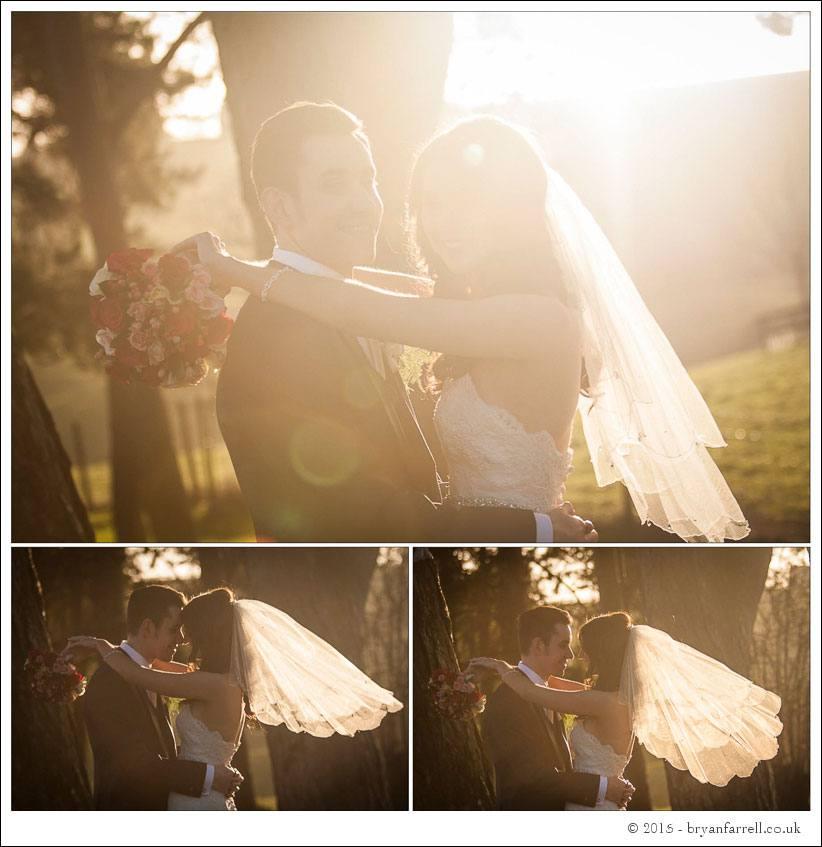 kingscote barn wedding photographers GA 87