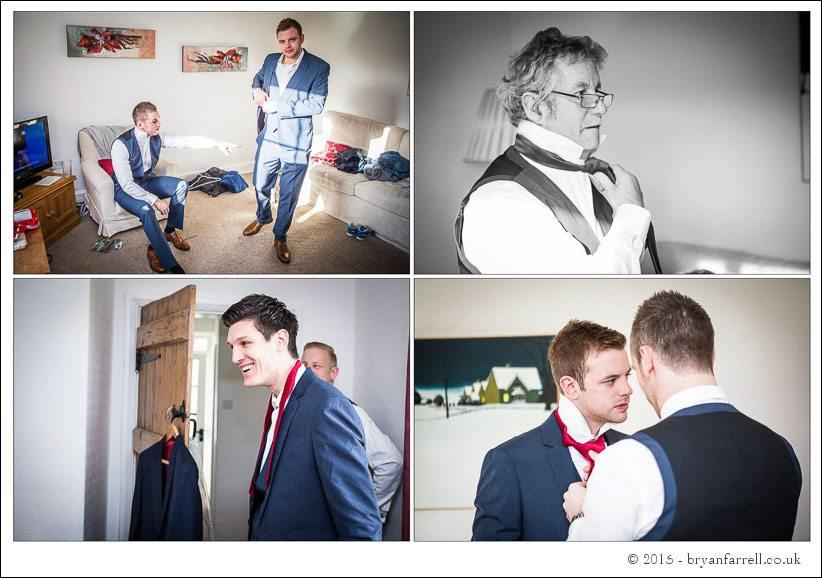 kingscote barn wedding photographers GA 9