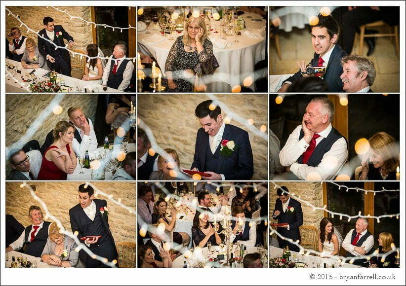 kingscote barn wedding photographers GA 99