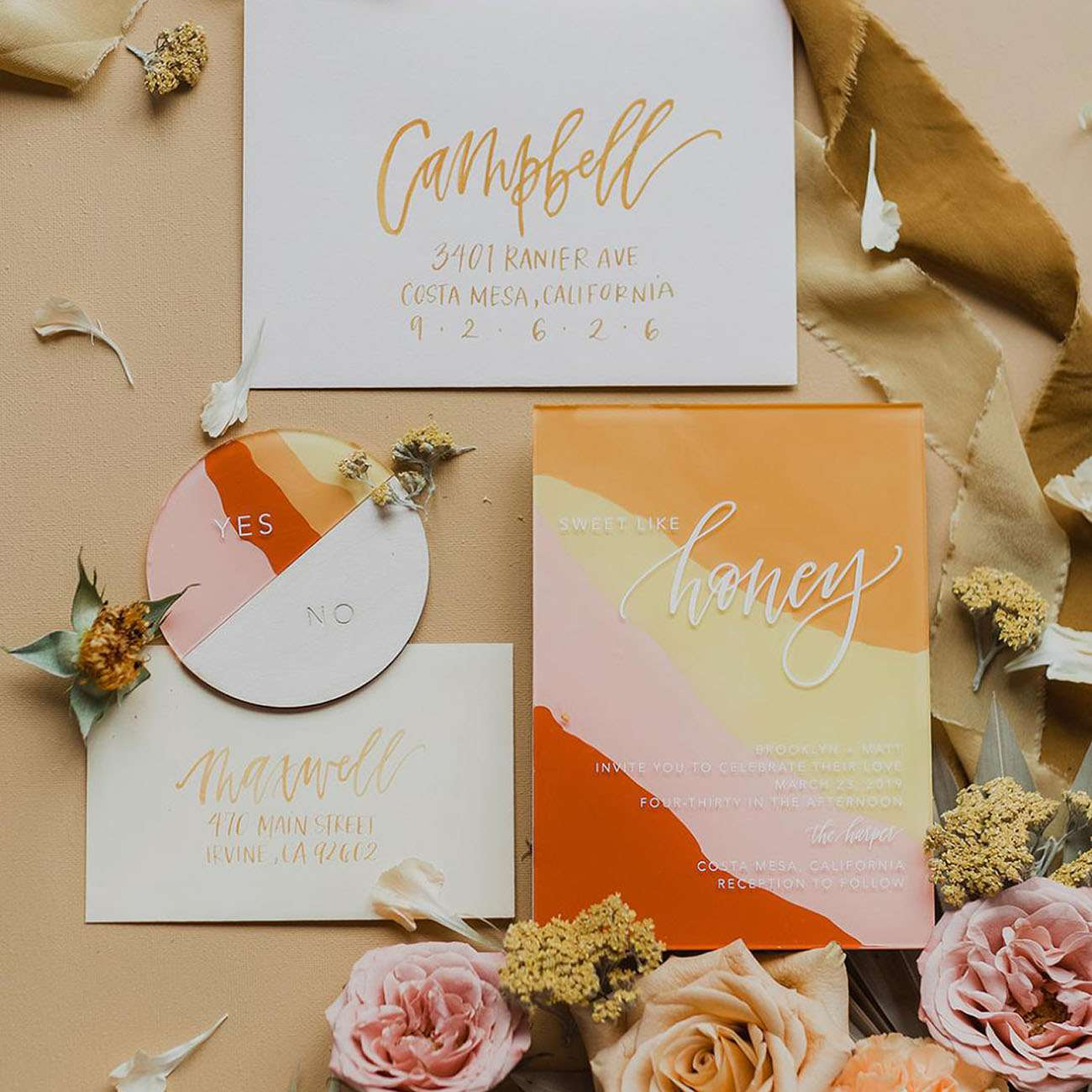 wedding invitation ideas 1