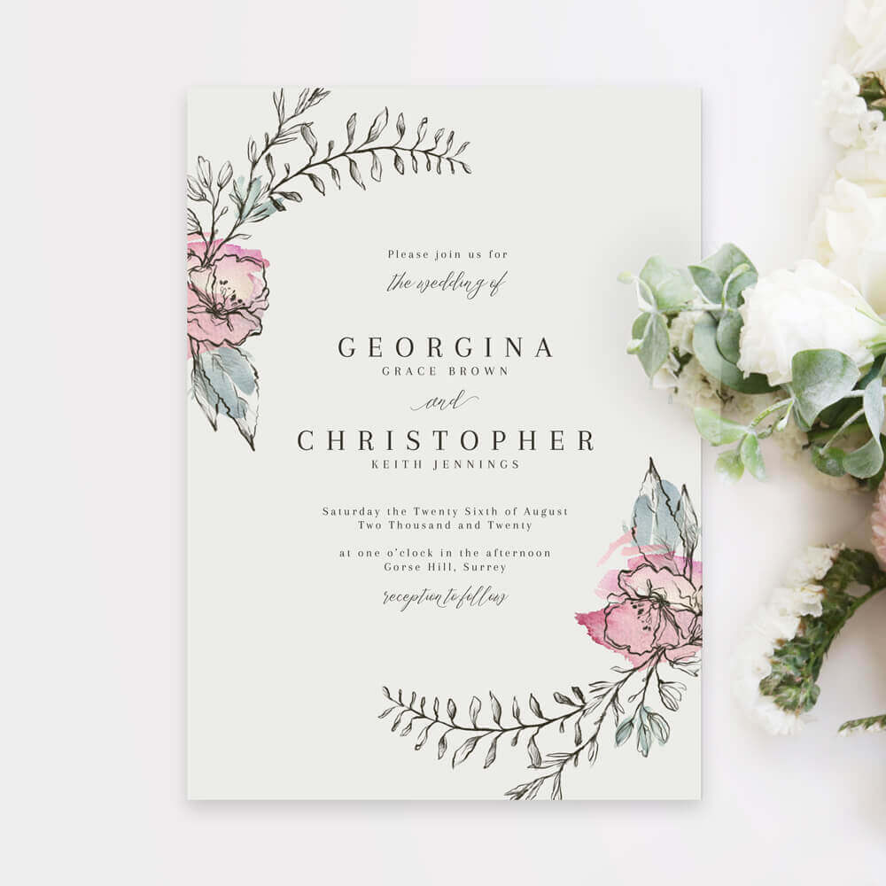 wedding invitation ideas 108