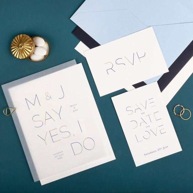 wedding invitation ideas 13