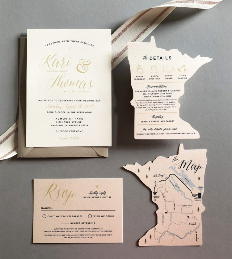 wedding invitation ideas 14