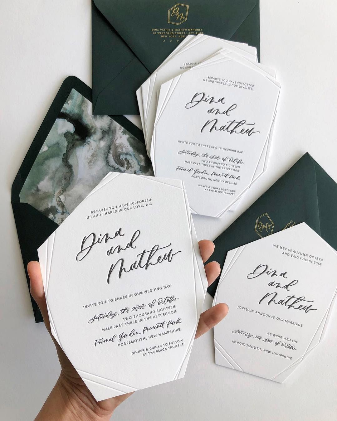 wedding invitation ideas 17
