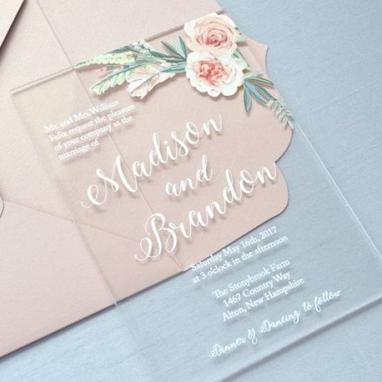 wedding invitation ideas 22