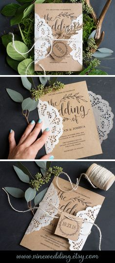 wedding invitation ideas 24