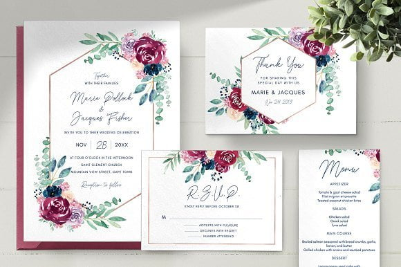 wedding invitation ideas 30