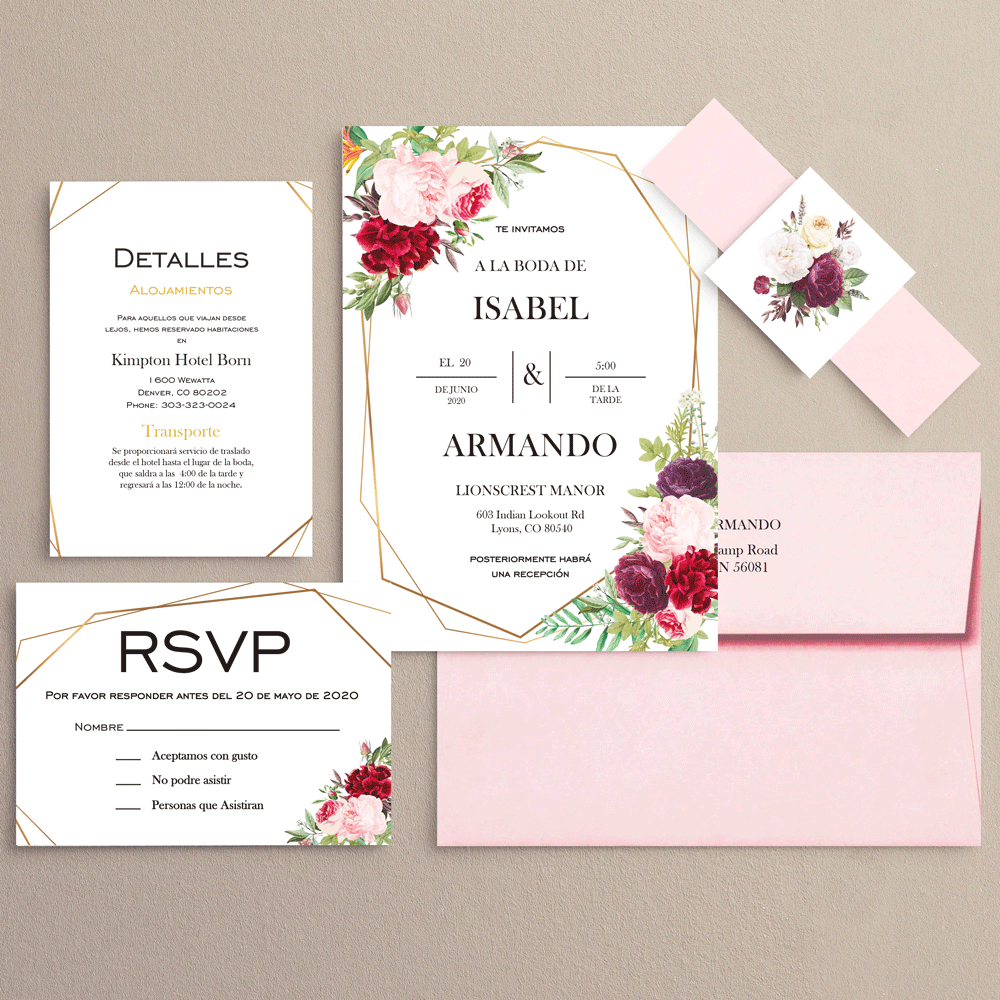 wedding invitation ideas 32