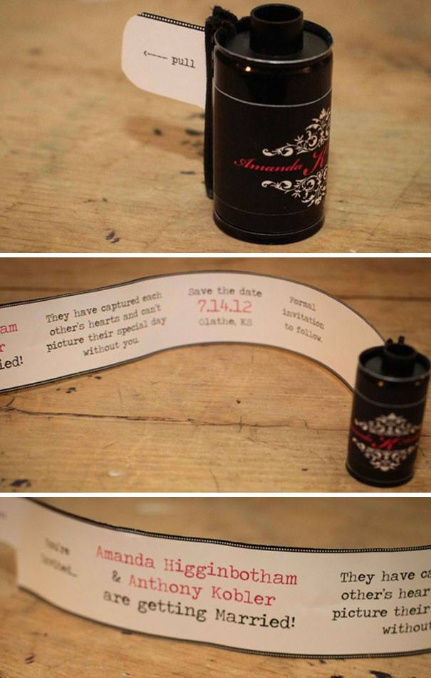 wedding invitation ideas 33