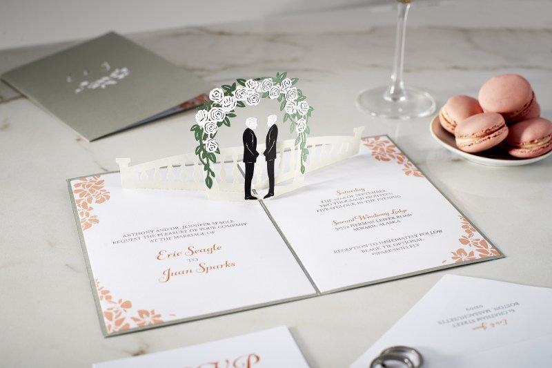 wedding invitation ideas 34