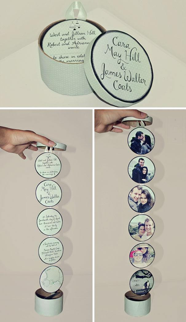 wedding invitation ideas 35