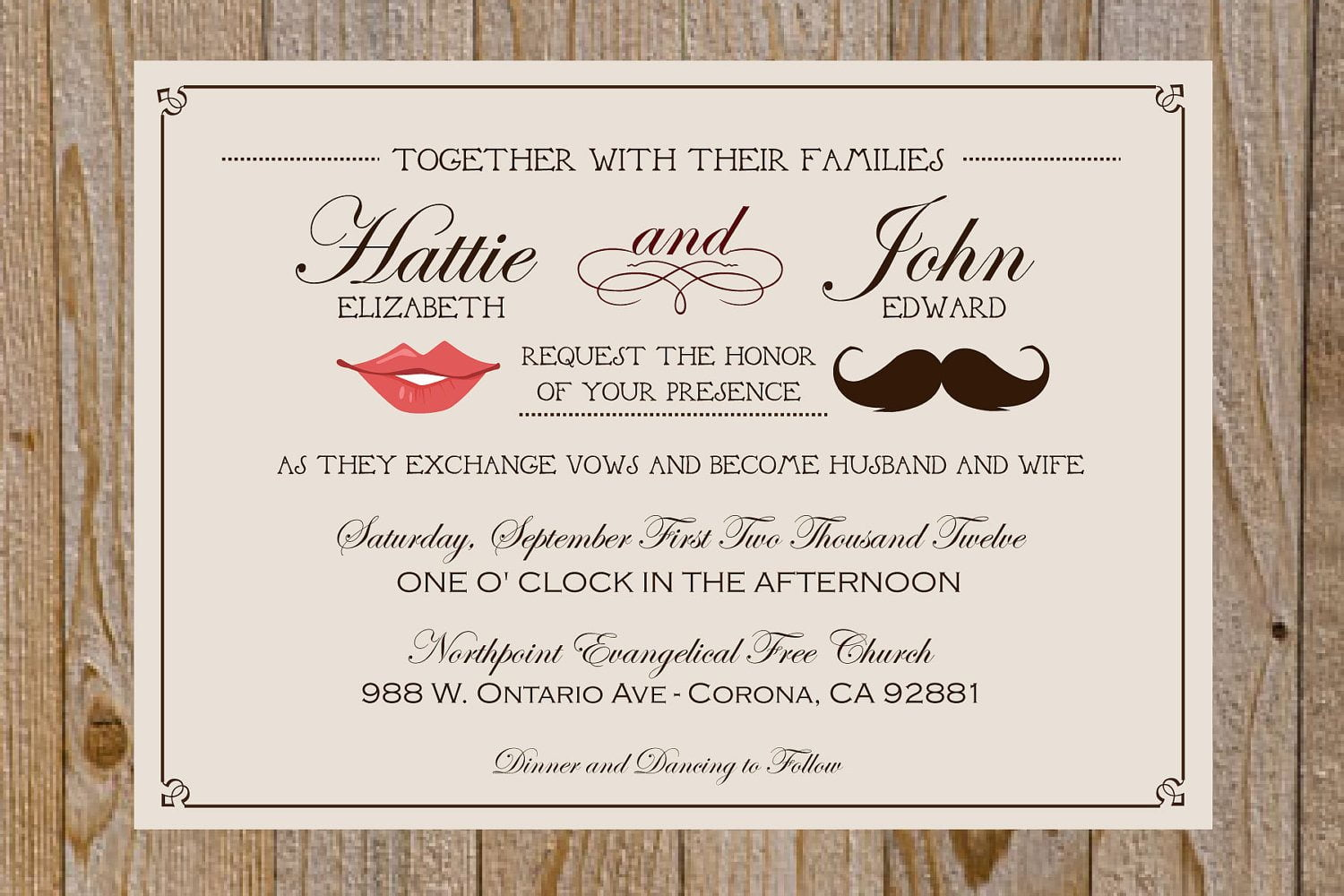 wedding invitation ideas 37