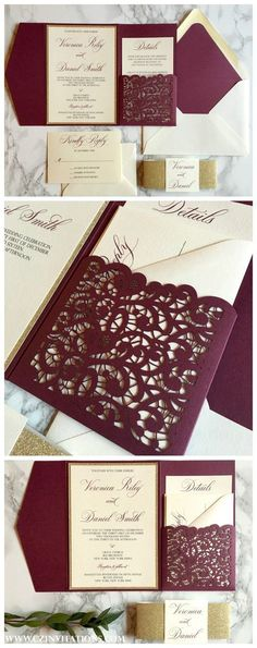 wedding invitation ideas 48