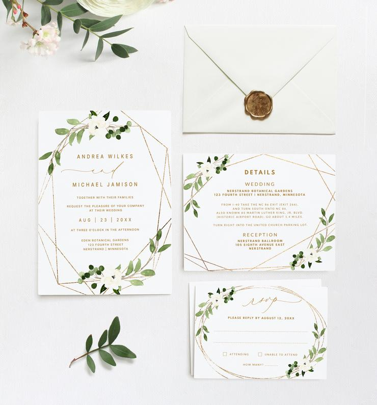 wedding invitation ideas 52