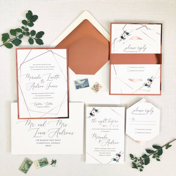 wedding invitation ideas 54