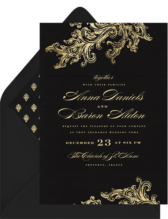 wedding invitation ideas 75