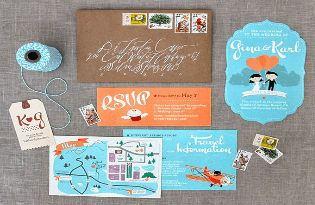 wedding invitation ideas 77