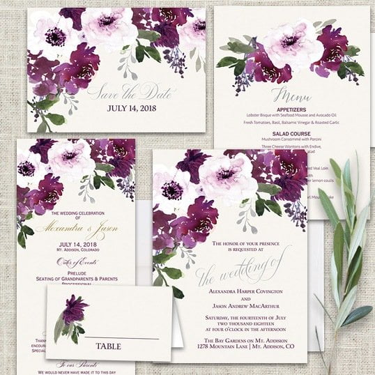 wedding invitation ideas 78