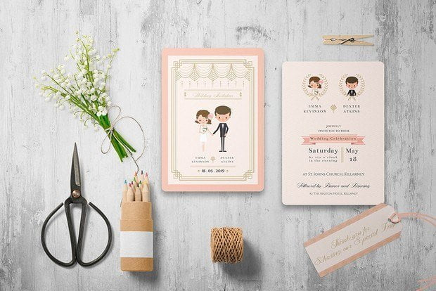 wedding invitation ideas 89