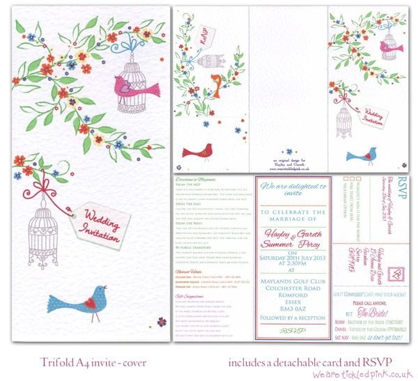 wedding invitation ideas 91