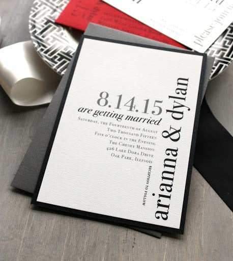 wedding invitation ideas 99