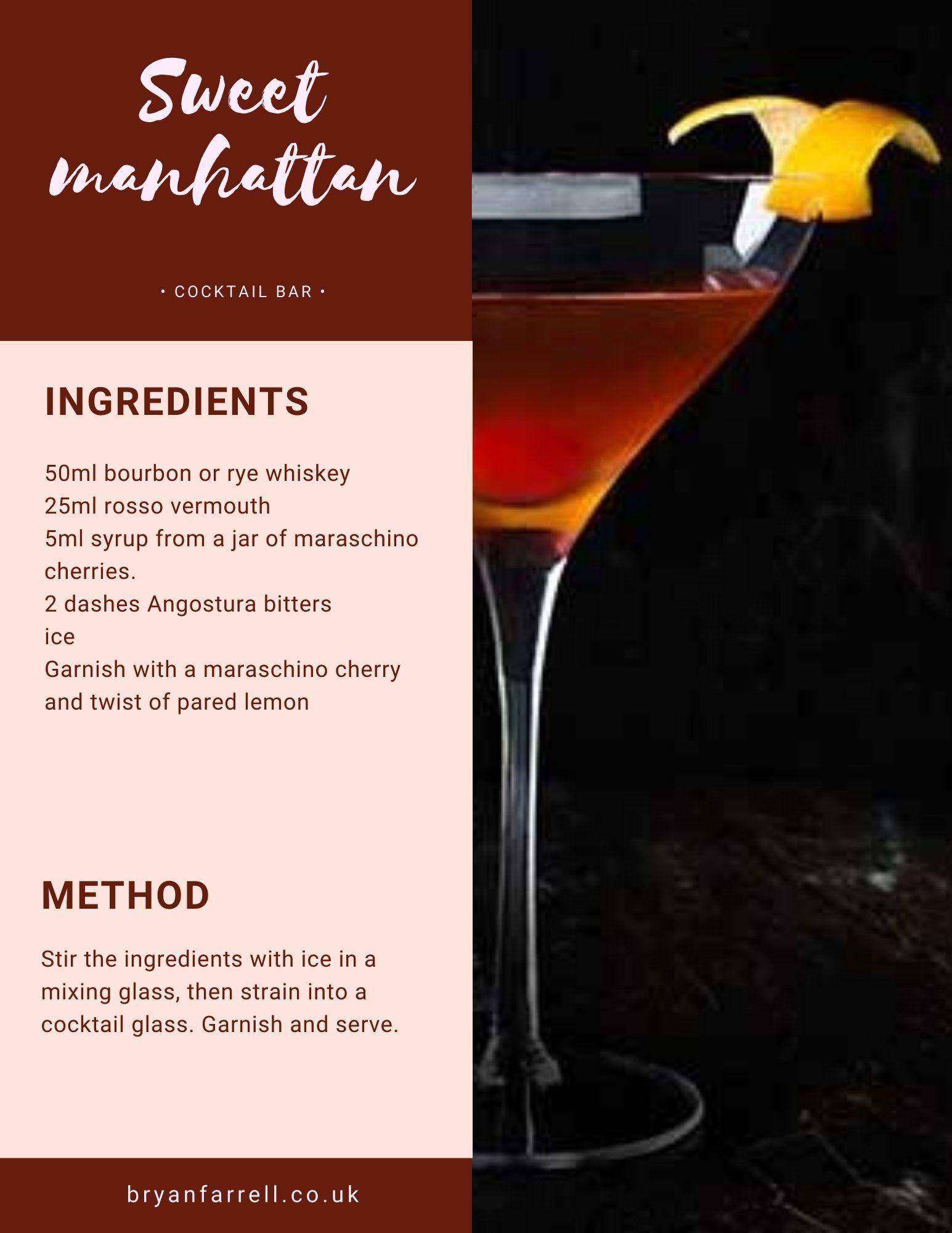 Wedding Cocktail Ideas 11