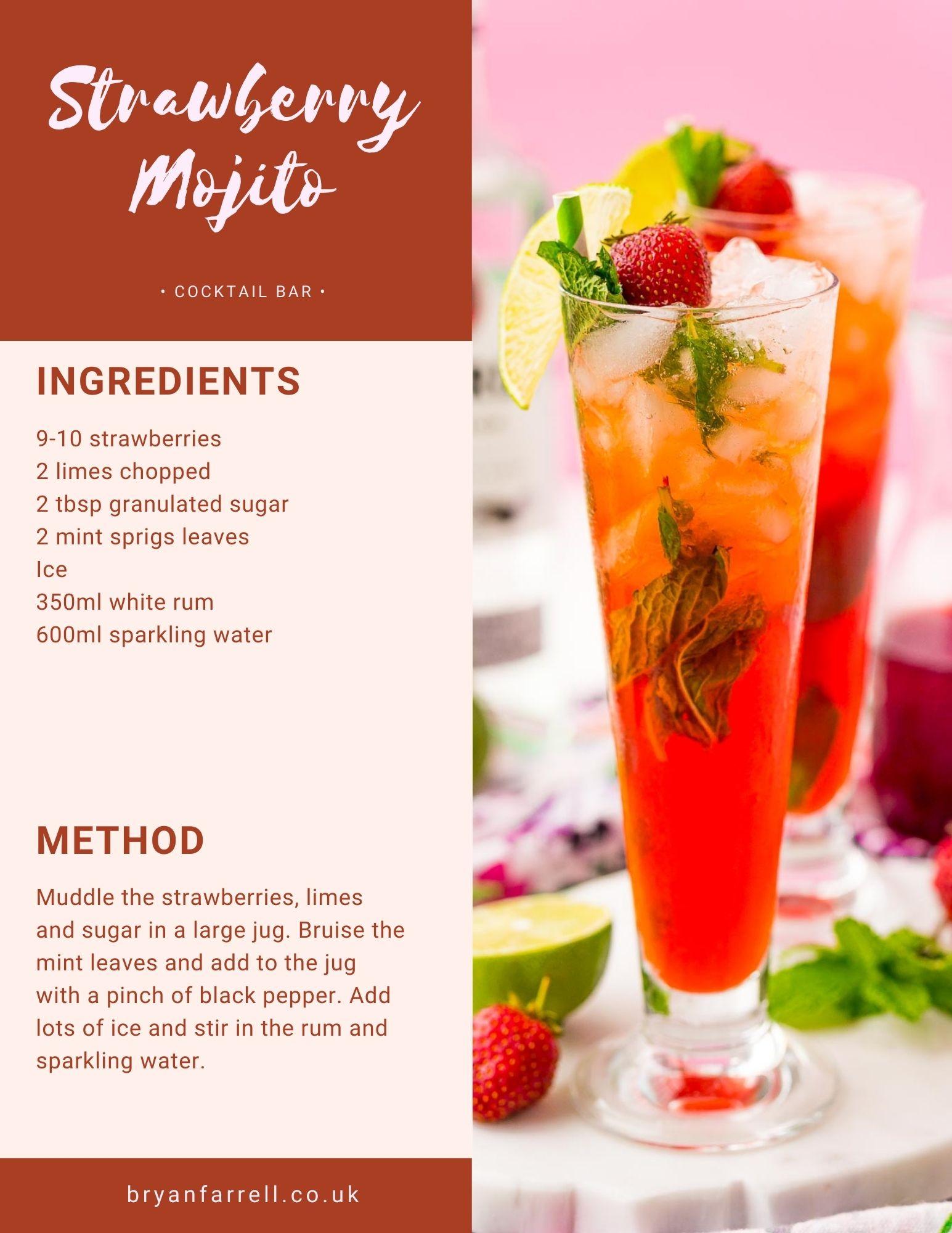 Wedding Cocktail Ideas 15