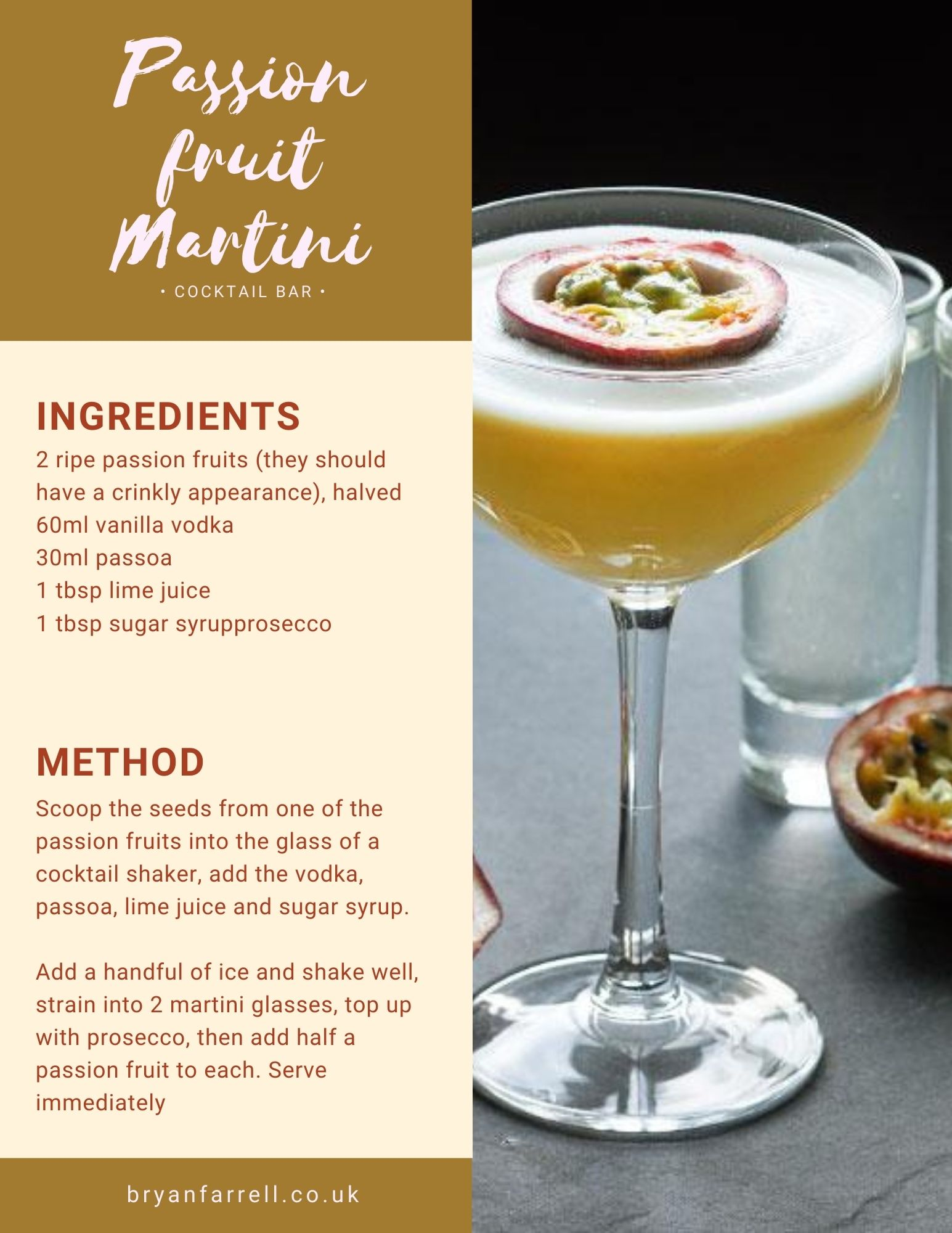 Wedding Cocktail Ideas 17