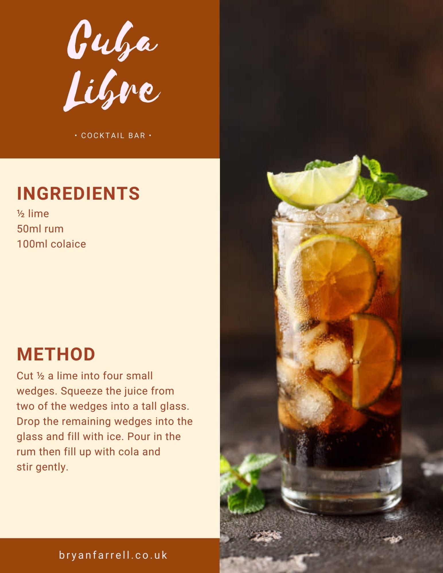 Wedding Cocktail Ideas 18