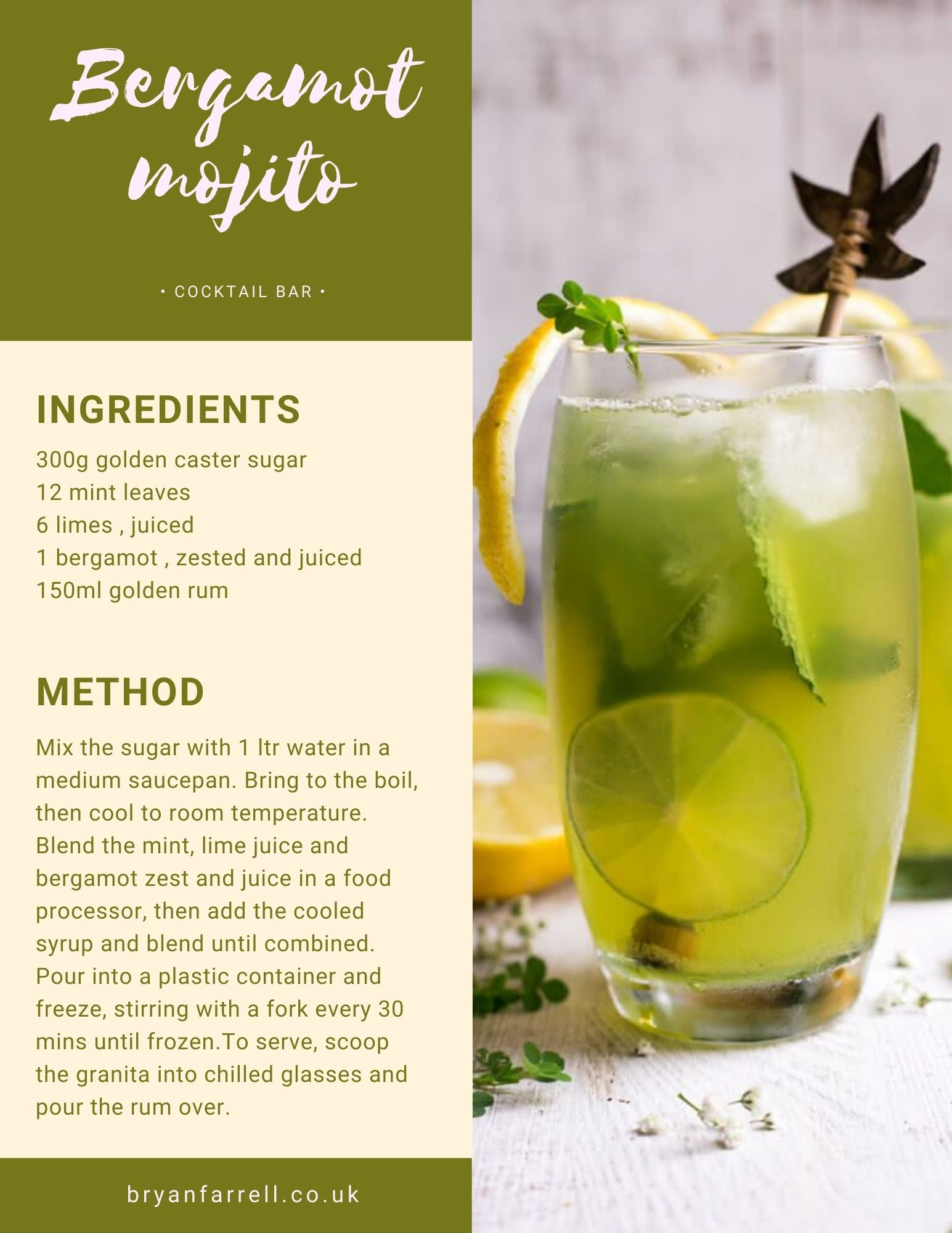 Wedding Cocktail Ideas 20