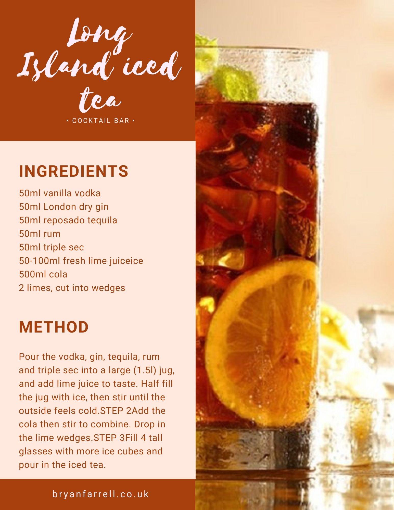 Wedding Cocktail Ideas 21