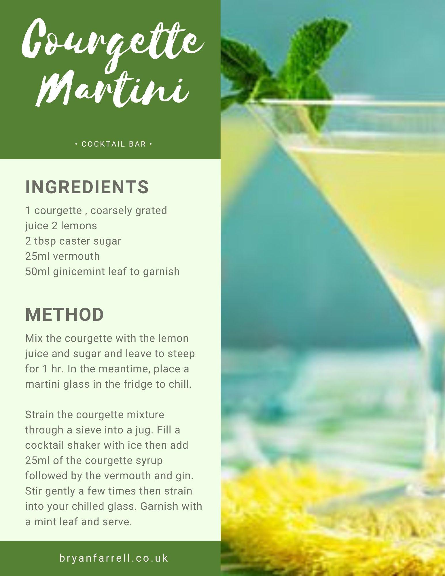 Wedding Cocktail Ideas 24