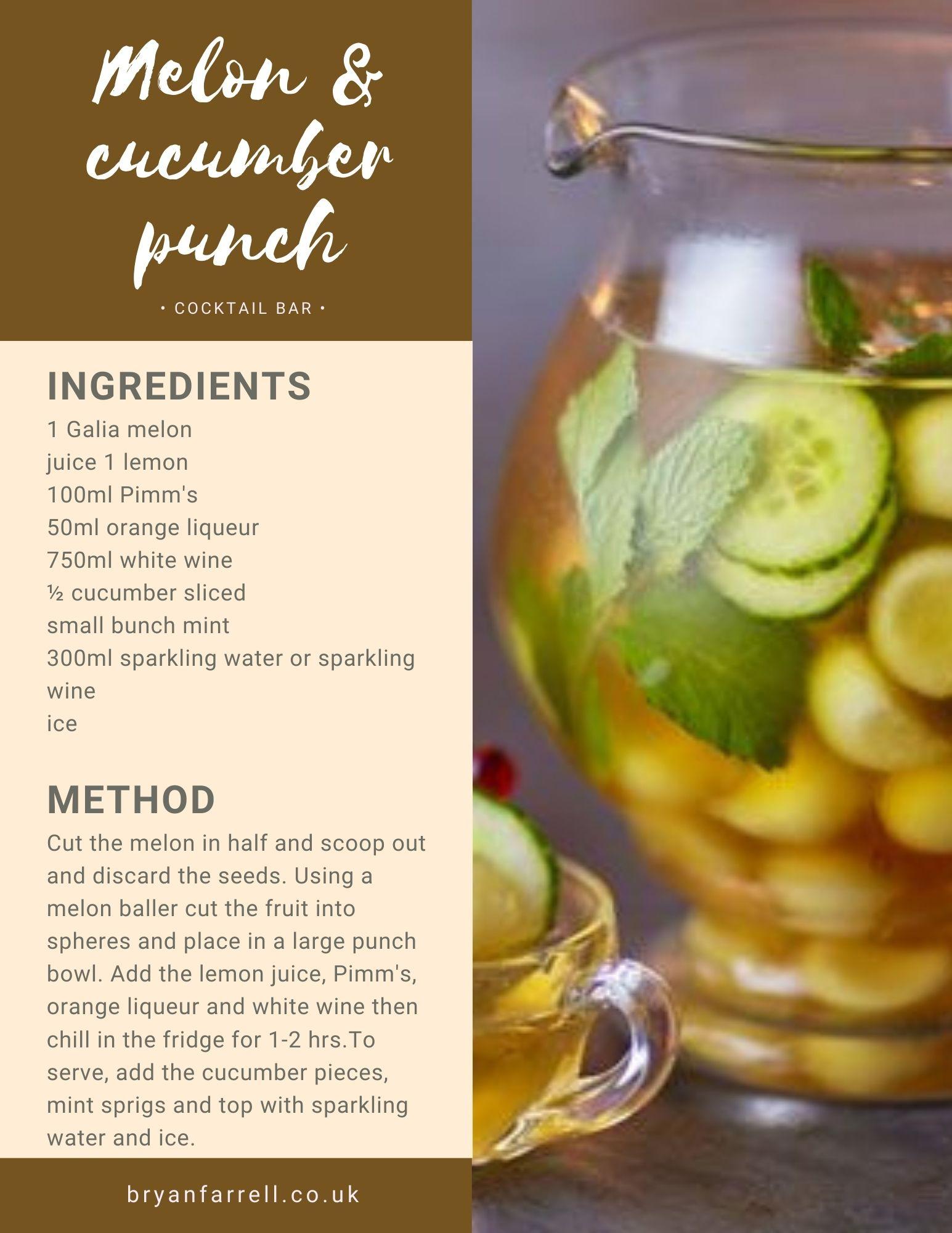 Wedding Cocktail Ideas 27