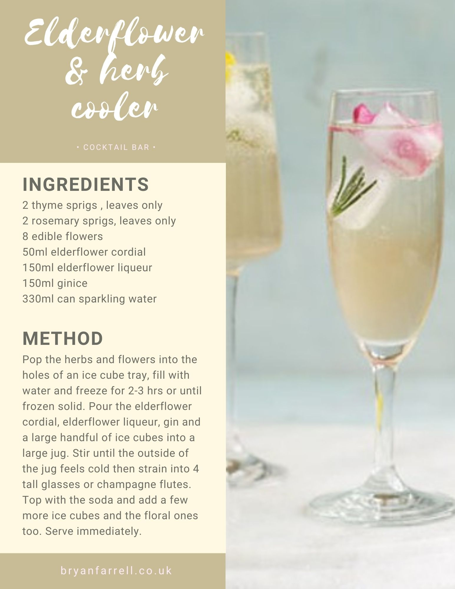 Wedding Cocktail Ideas 29