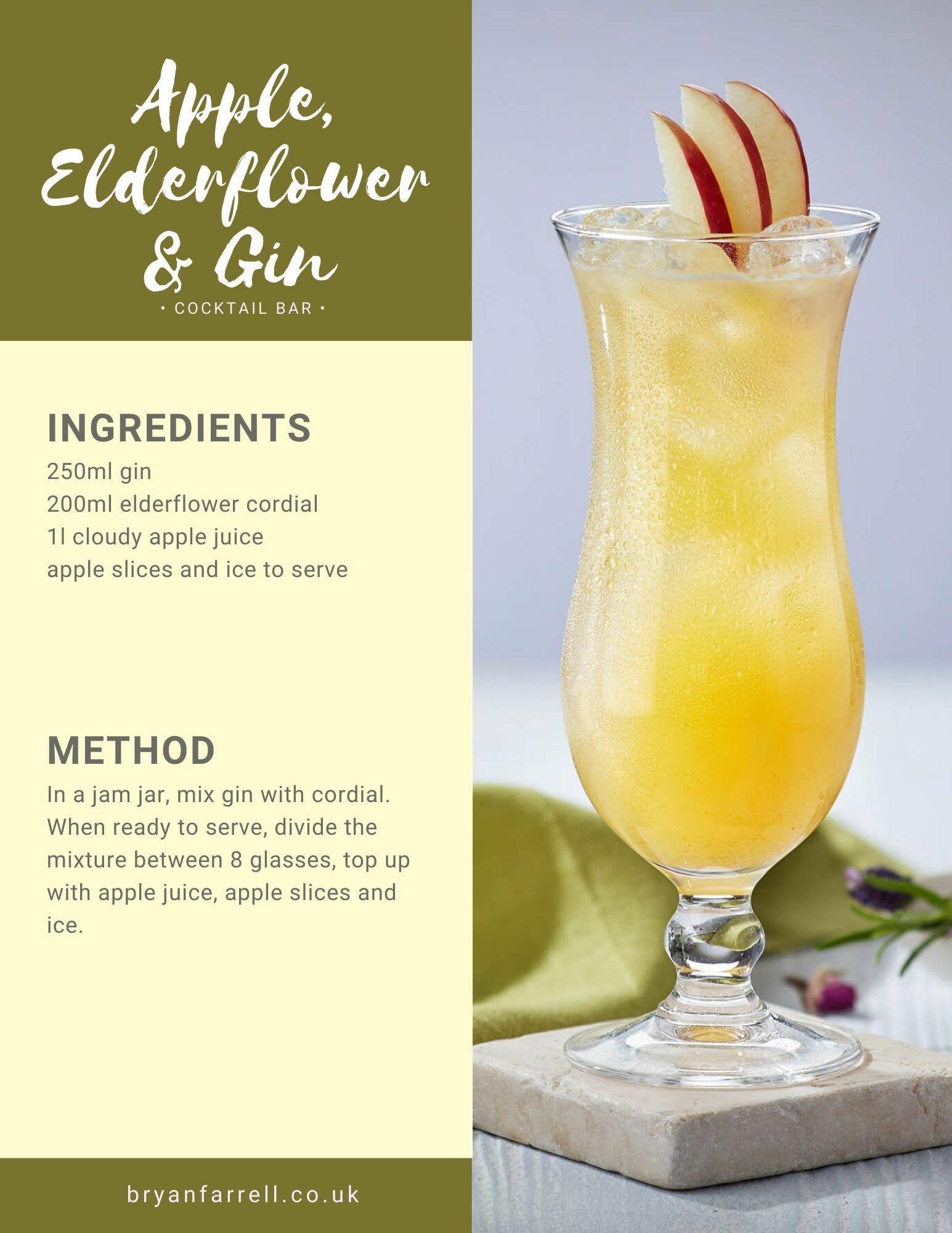 Wedding Cocktail Ideas 33