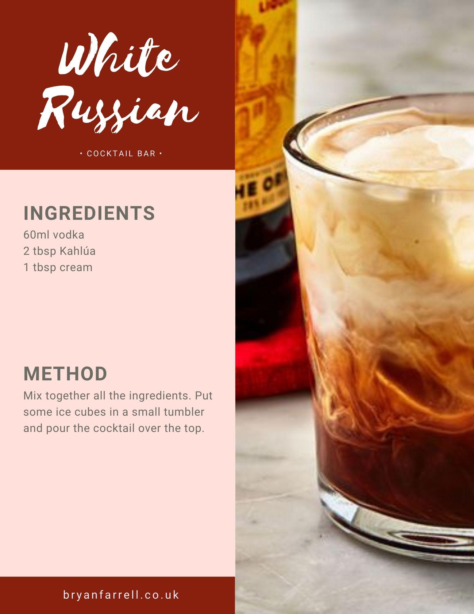 Wedding Cocktail Ideas 34