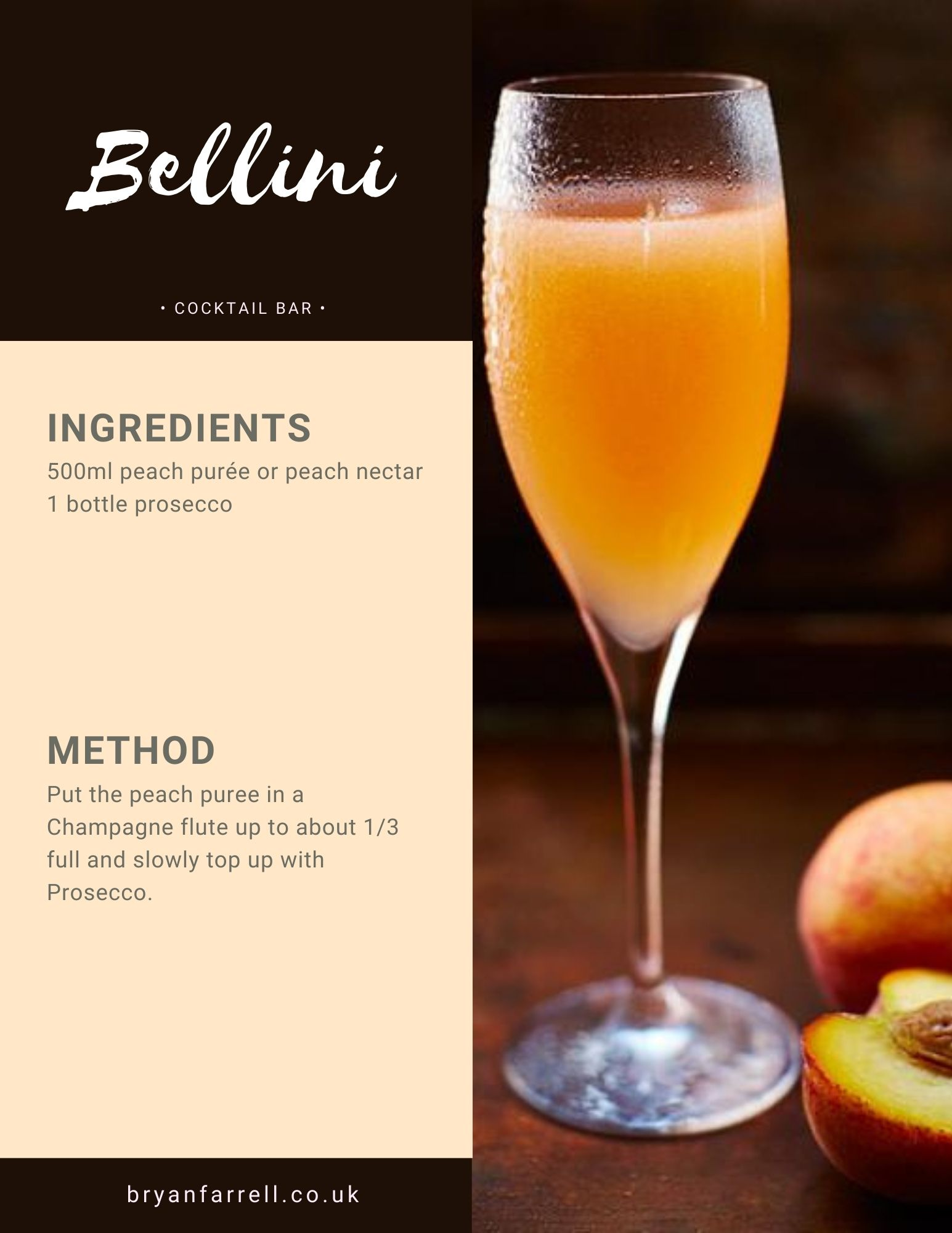 Wedding Cocktail Ideas 35