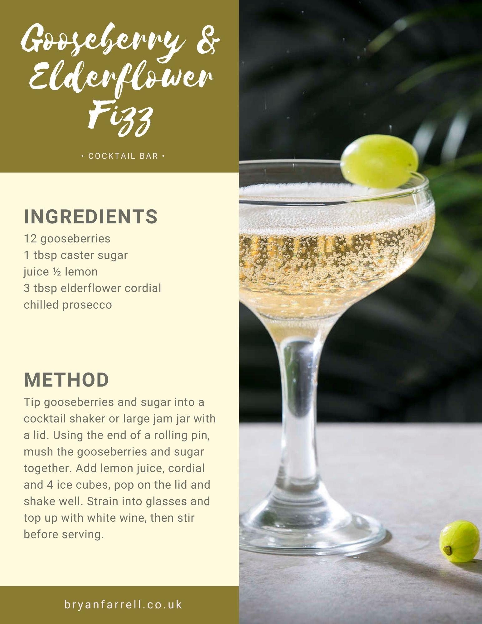 Wedding Cocktail Ideas 38