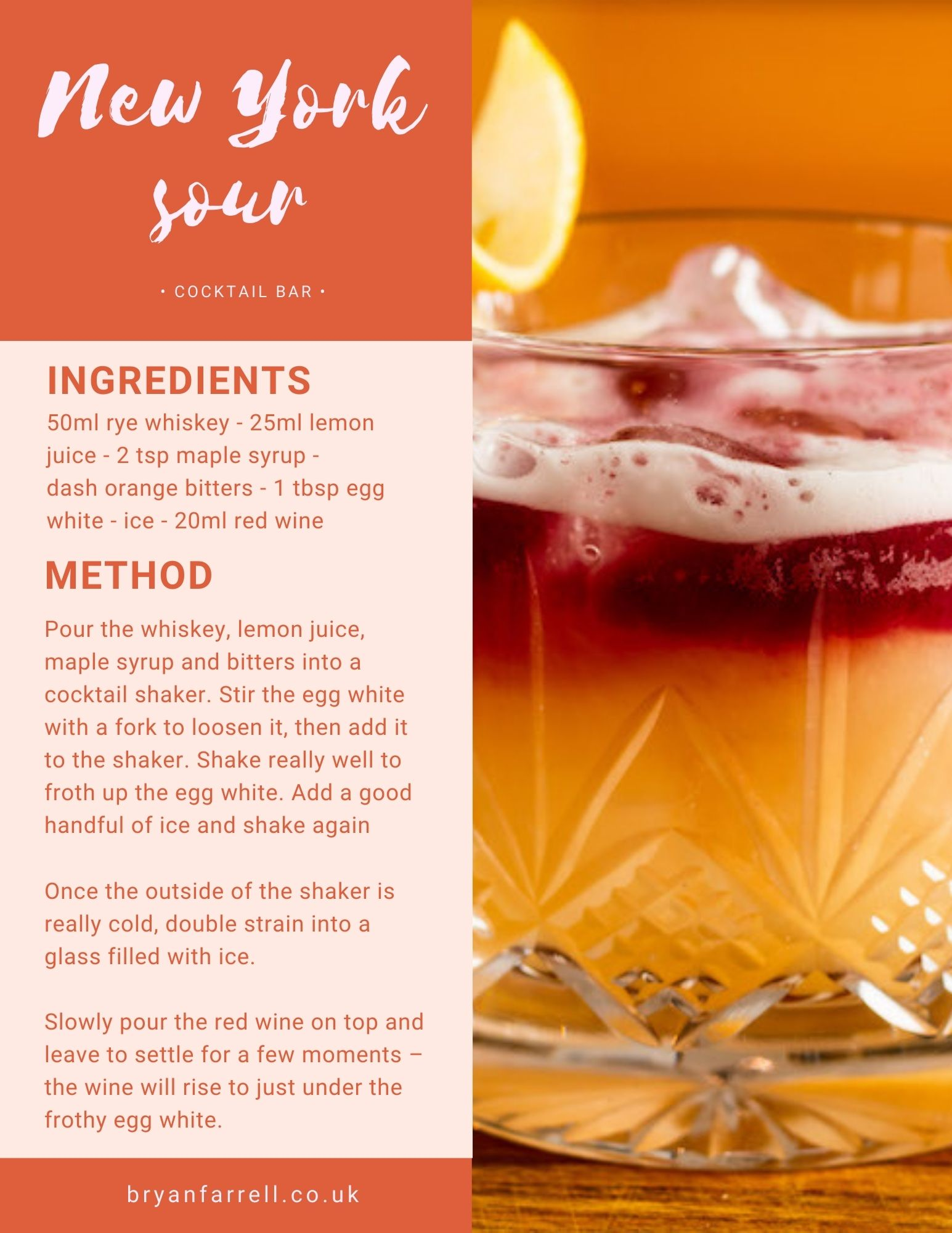 Wedding Cocktail Ideas 4
