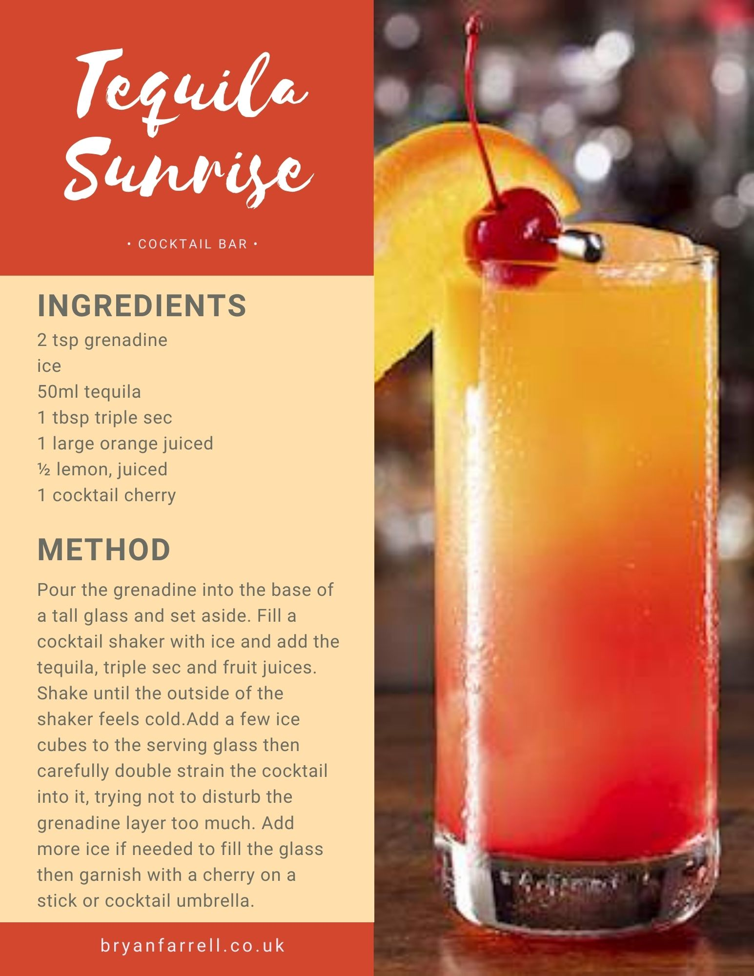Wedding Cocktail Ideas 46