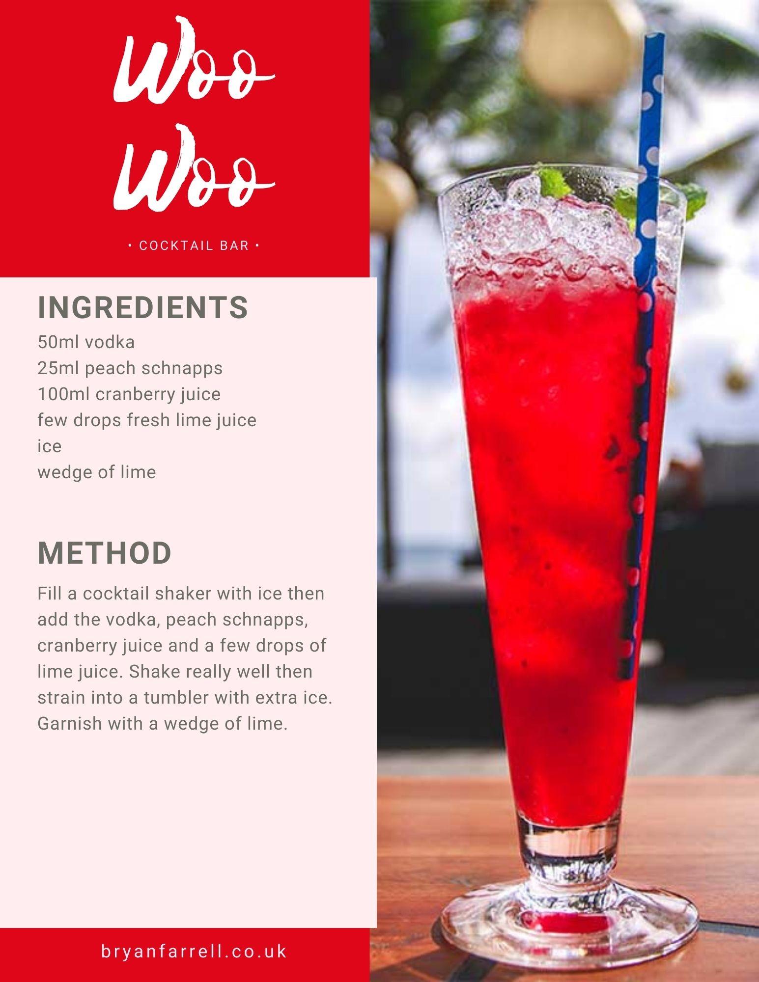 Wedding Cocktail Ideas 48