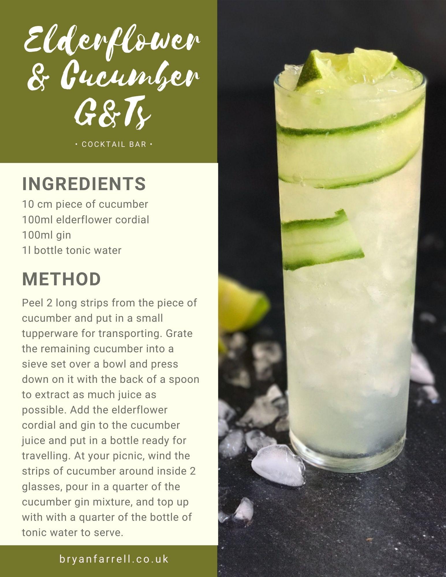 Wedding Cocktail Ideas 49