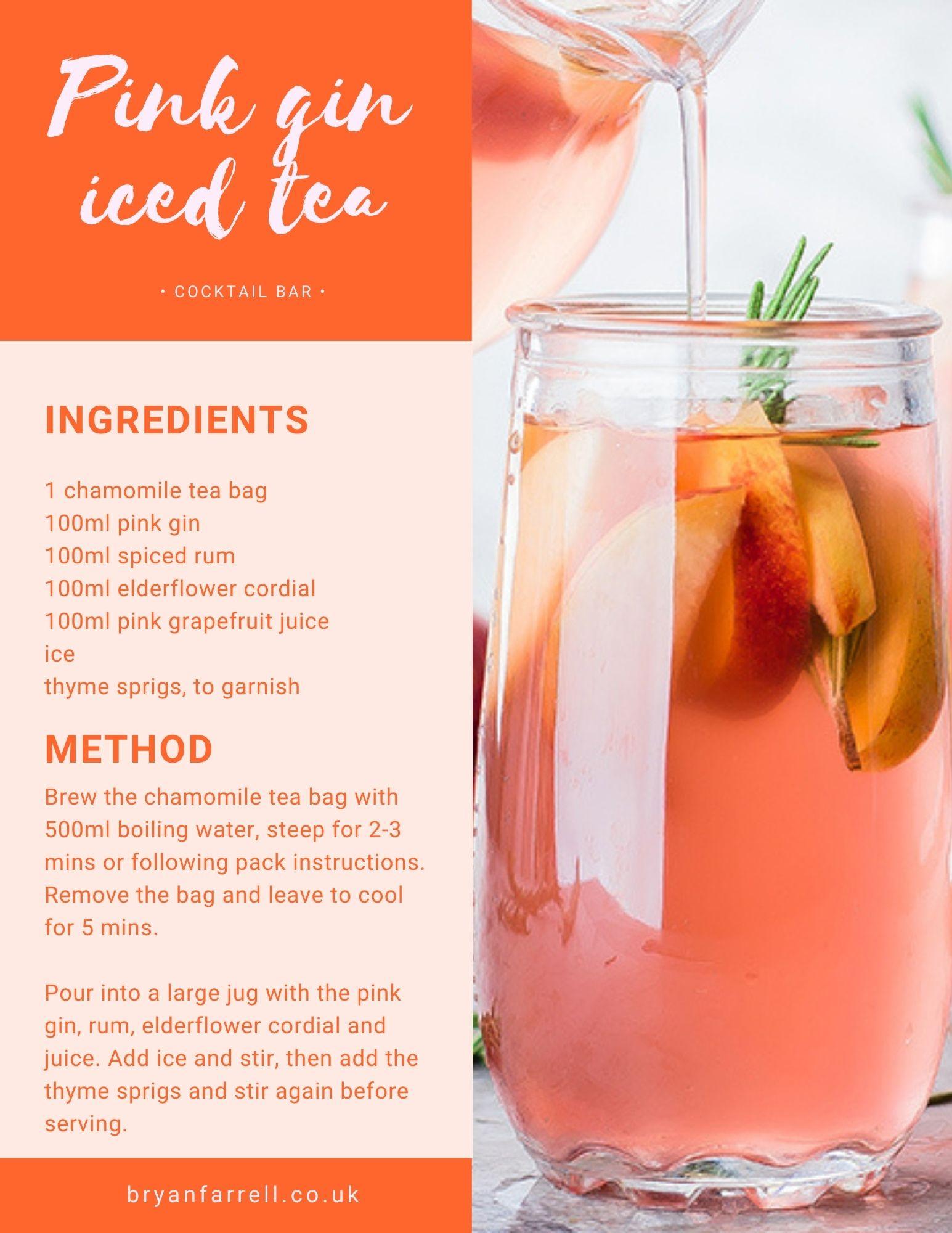 Wedding Cocktail Ideas 6