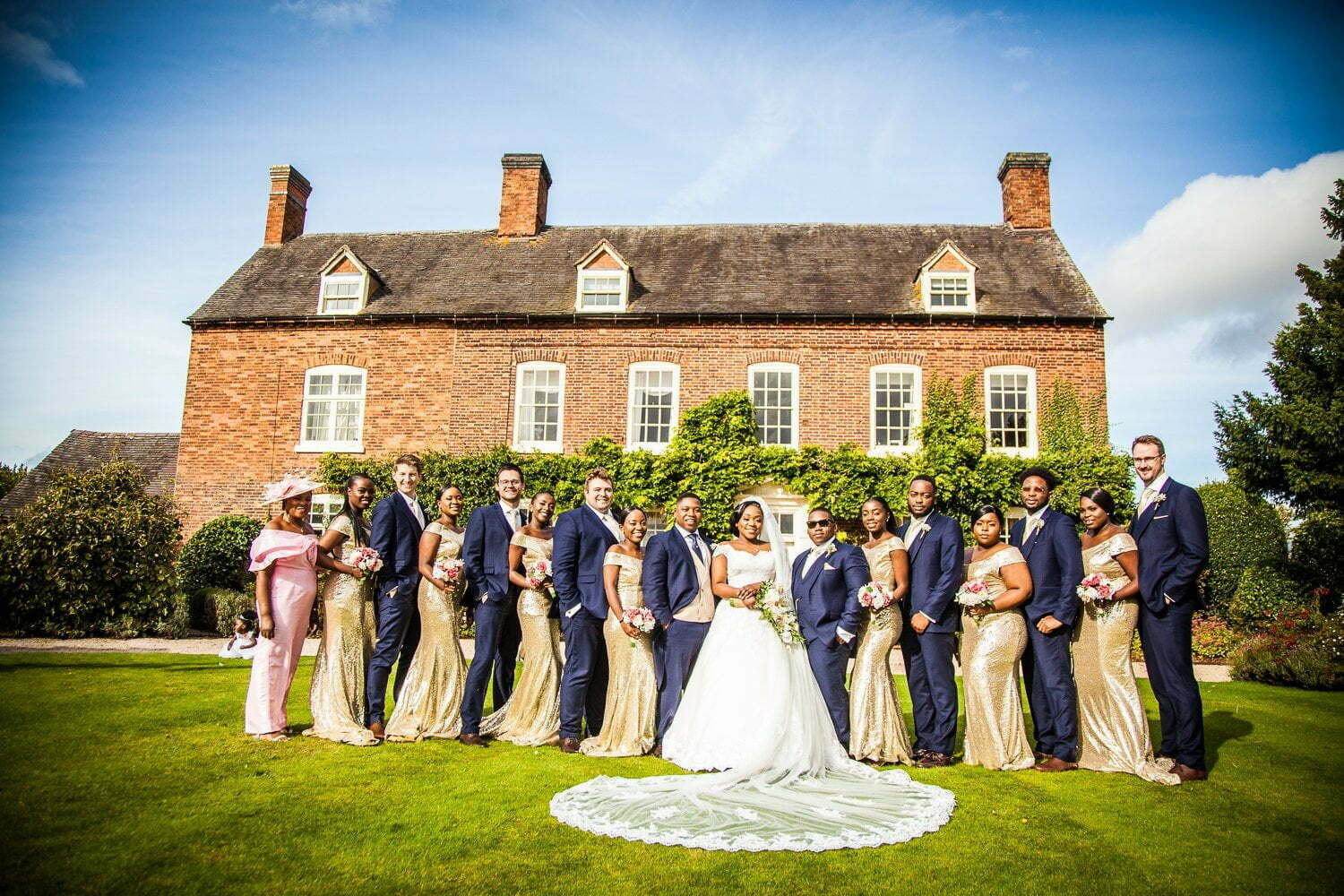 wedding at Alrewas Hayes 51