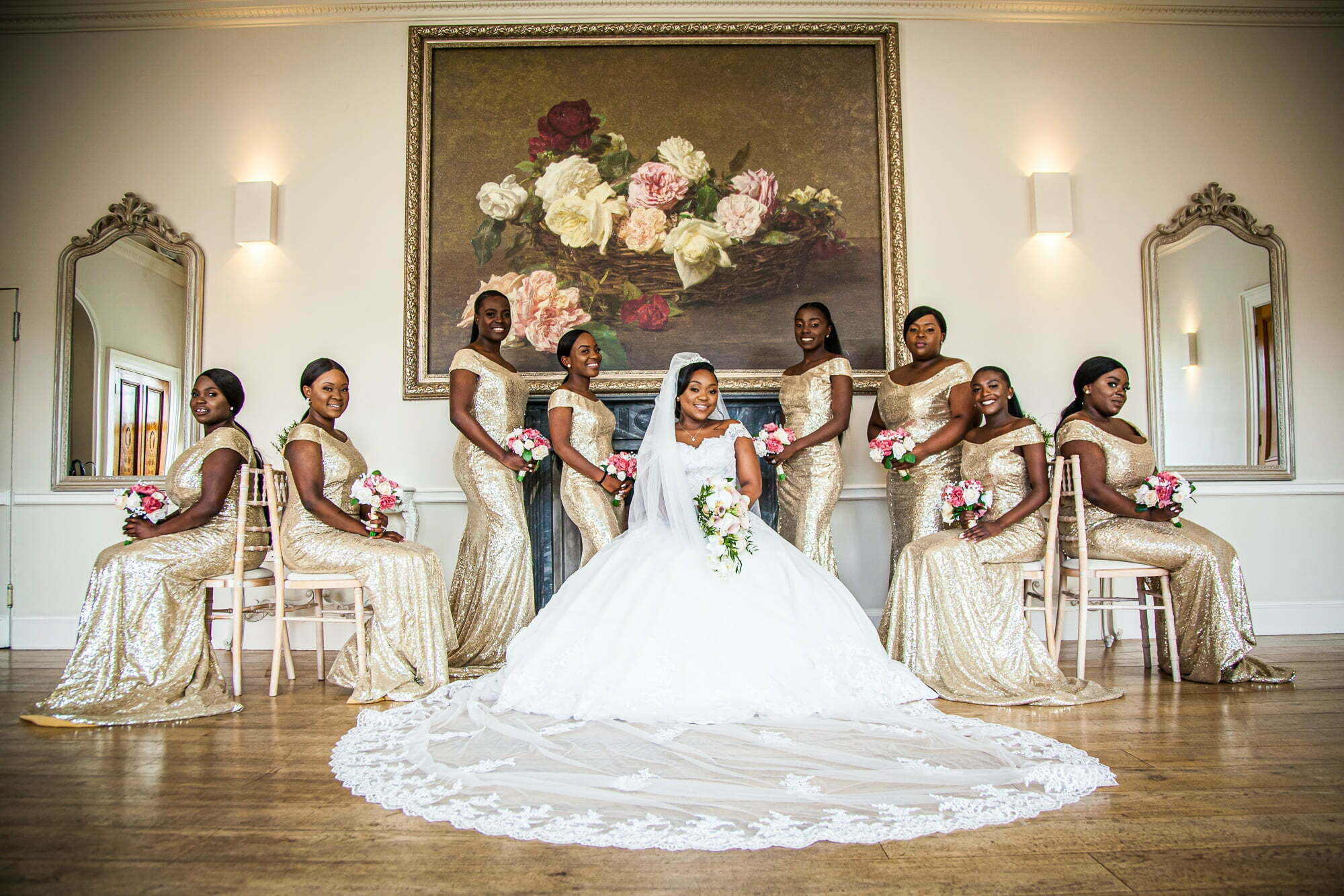 Alrewas Hayes Wedding 14